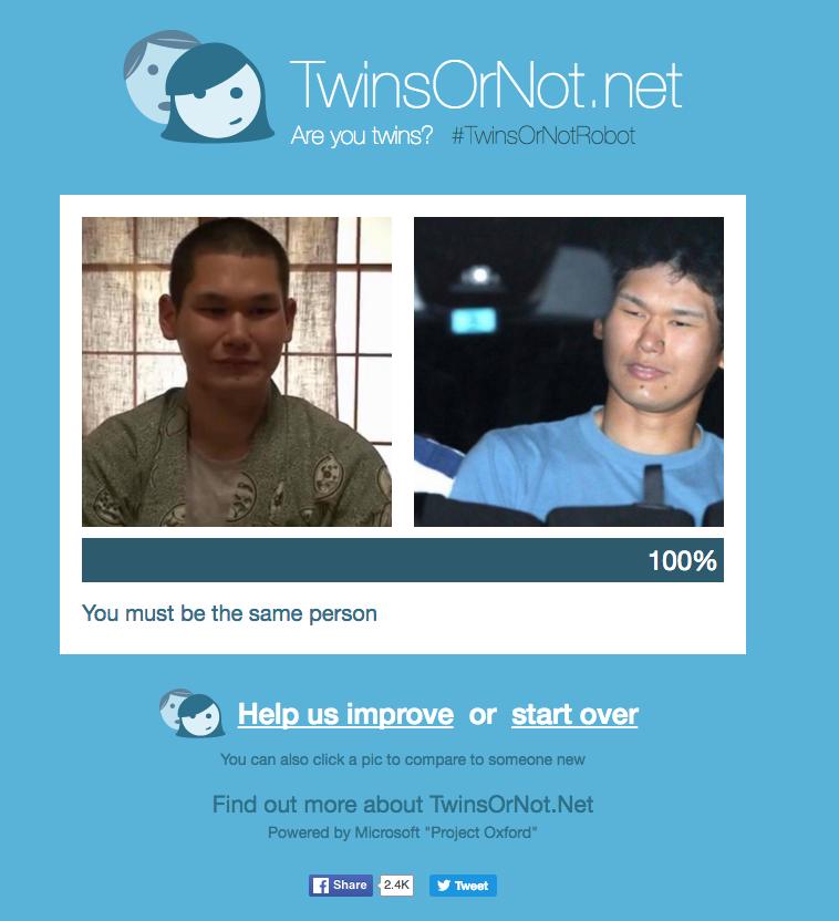 TwinsOrNot