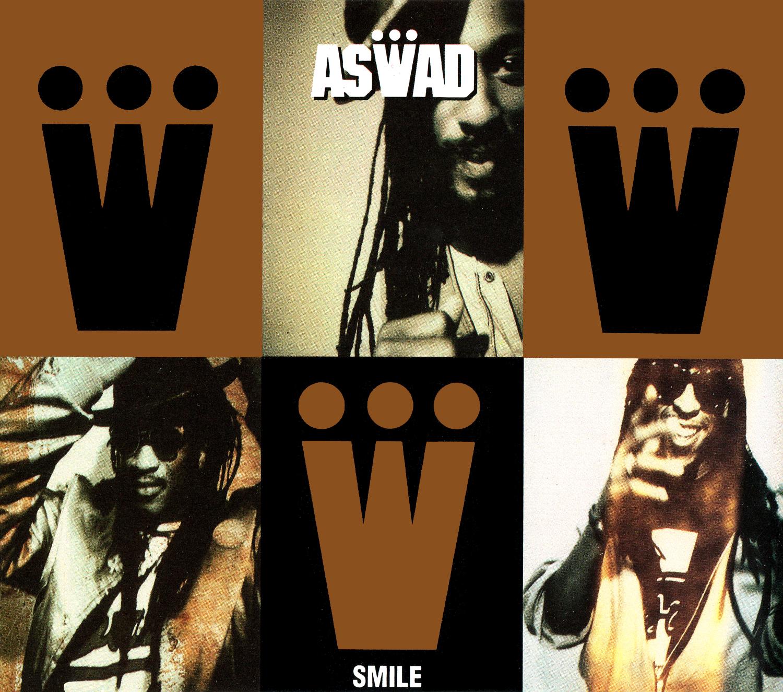 ASWAD SMILEジャケット画像