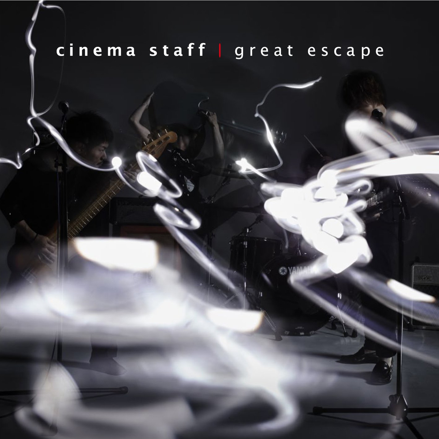 cinema staff great escapeジャケット画像