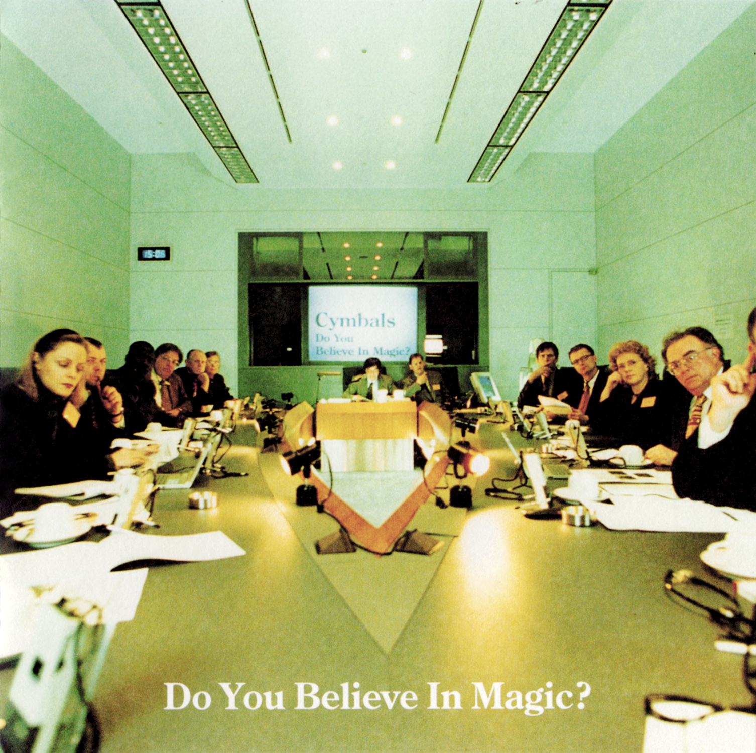Cymbals Do You Believe In Magic?のジャケット画像