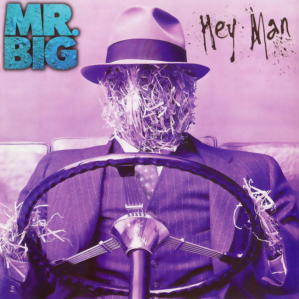 MR.BIG (ミスター・ビッグ) HEY MANジャケット画像
