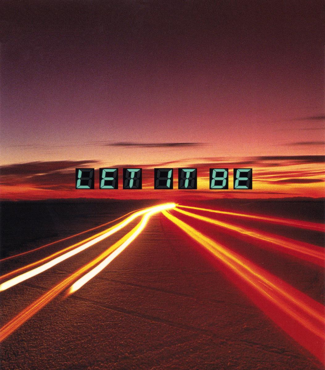 SMAP (スマップ)の『Let It Be』ジャケット画像