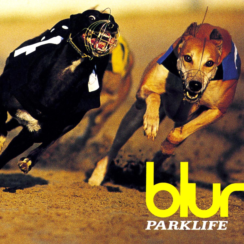 blur (ブラー)/Parklifeジャケット画像