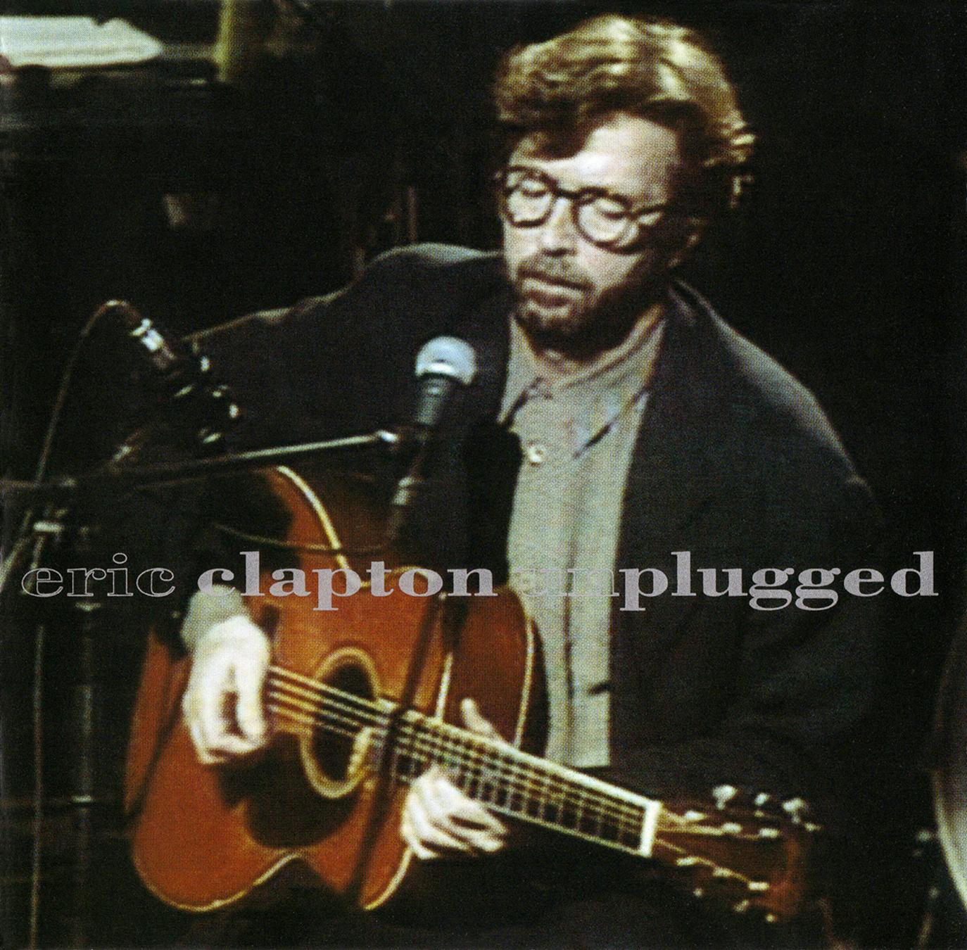 Eric Clapton (エリック・クラプトン) unpluggedジャケット画像