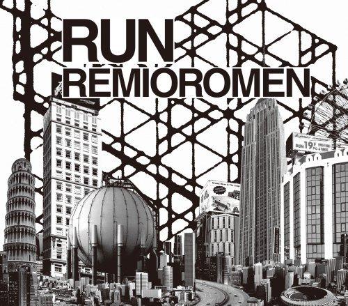 レミオロメン『RUN/蛍』のジャケット画像 (ネットで検索したら出て来た奴。)