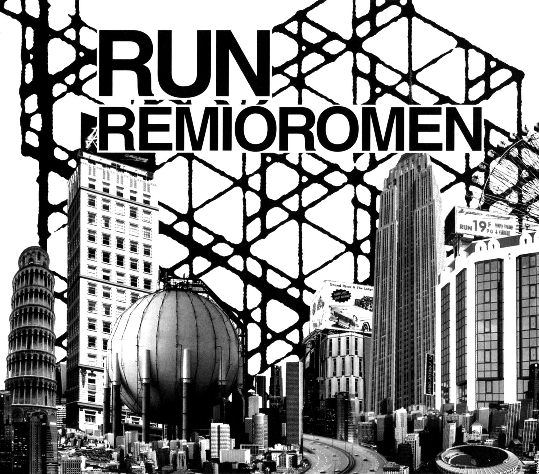 レミオロメン『RUN/蛍』のジャケット画像