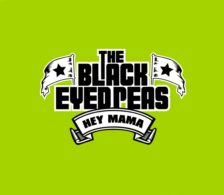 THE BLACK EYED PEAS「HEY MAMA (プロモ盤)」のジャケット画像