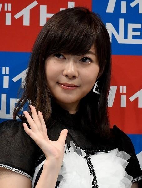 HKT48の指原莉乃 (さしはらりの)