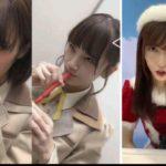 わざとげっそりした表情をして、山口真帆さんをバカにするNGT48の西潟茉莉奈と太野彩香